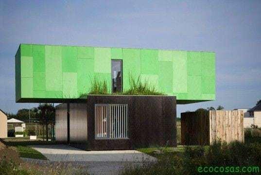 container house france Casas con contenedores baratas y ecológicas