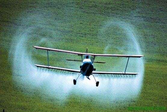 fumiga Los efectos del glifosato (Roundup®) en los suelos, los cultivos y los consumidores: las nuevas enfermedades en el maíz y la soja GM y en los animales alimentados con ellas