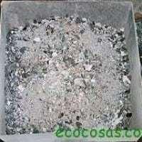 Lejía de ceniza, un detergente muy ecológico