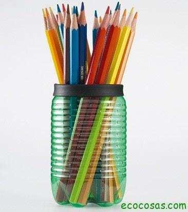manualidades con botellas de plastico3 Ideas para reciclar botellas de plástico