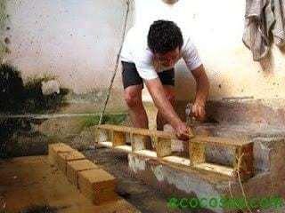 molde adobe El adobe (ladrillos de barro y paja)