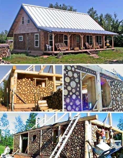 cordwood-cob-house