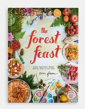 Vegetarian, local cookbook