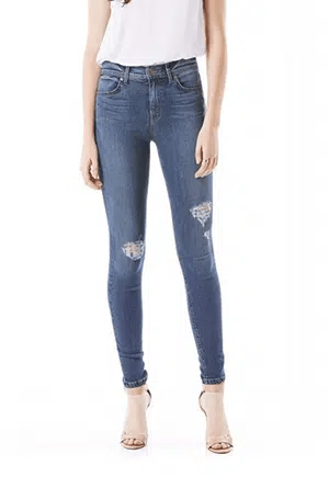 Level 99 jeans // eco-friendly