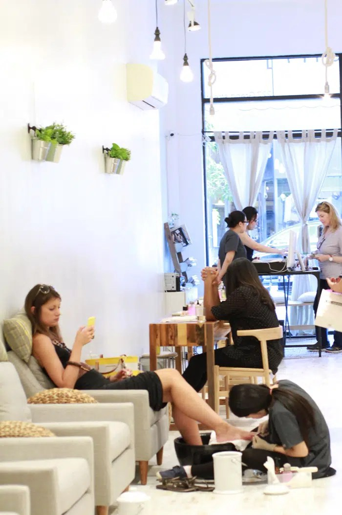 5 Non Toxic New York City Nail Salons Where You Can