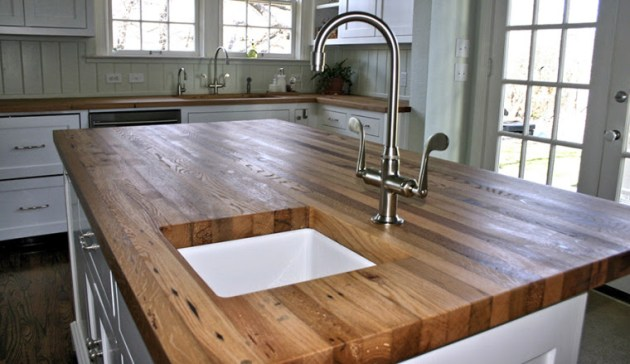 The 10 Best Eco Friendly Kitchen Countertop Options   Ecocult Photo Credit  Modera Sostenible