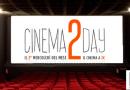 Cinema2Day: una petizione per protrarre il cinema a 2 euro