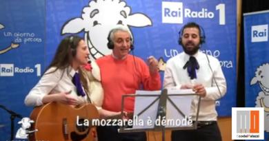 """Continentali's Karma: il """"saggio"""" Quagliariello canta la parodia della canzone di Gabbani"""