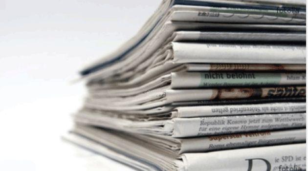 Rassegna stampa dell 39 11 luglio 2017 for Rassegna stampa parlamento