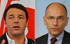 Patto-Letta-Renzi-per-il-Governo-e-le-riforme