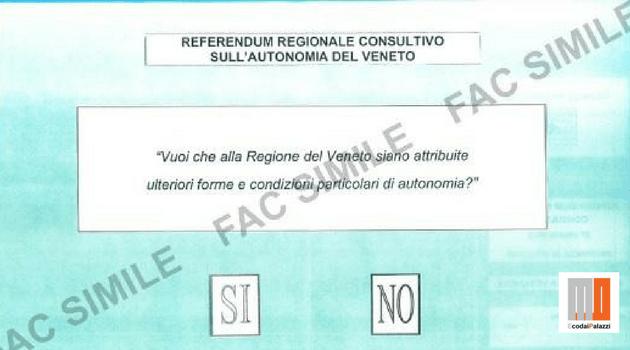 Autonomia: guida ai referendum di Lombardia e Veneto