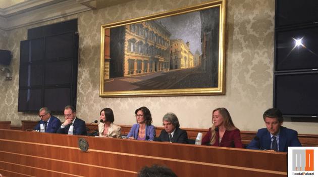 """Forza Italia in Senato per quattro ddl fiscali """"choch"""" e rilanciare i consumi"""