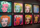Le icone di Andy Warhol al Vittoriano