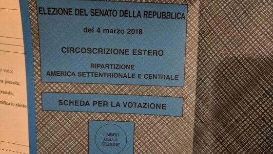 """Circoscrizione estero: """"Lega e M5s procedono con la riduzione dei parlamentari"""""""