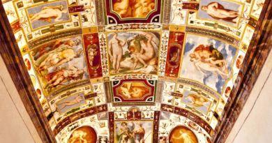 L'arte contemporanea tra gli ambienti dell'antico Palazzo della Corgna