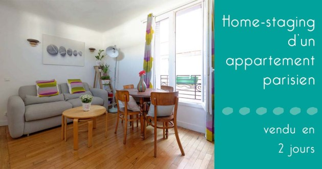 home-staging paris
