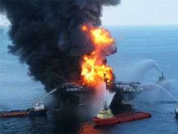 авария в Мексиканском заливе