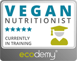 I am attending the vegan nutritionist training at ecodemy!