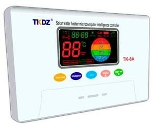 Controlador-digital-TK-8Y-termotanque-solar-no-presurizado, ECODIP