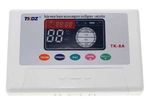 Configuración del horario de calentamiento TK-8A