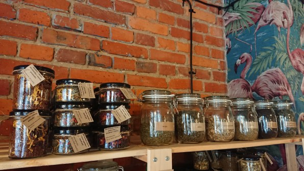 Wajdeloty 25 - sklep less waste herbaty na wagę