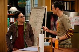 Sheldon and Leonard