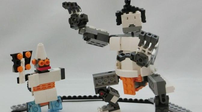 LEGO力士