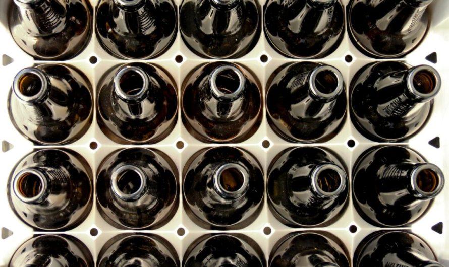 100 milionów butelek zwrotnych na śmietniku
