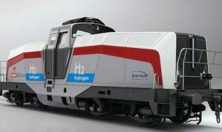 Wodór lokomotywa