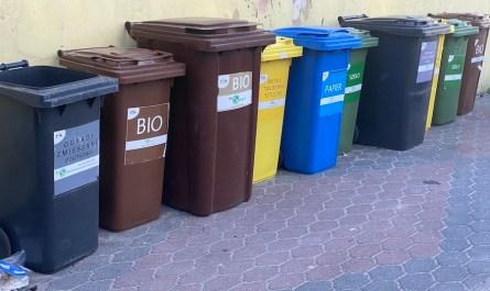 wysokość opłaty za śmieci