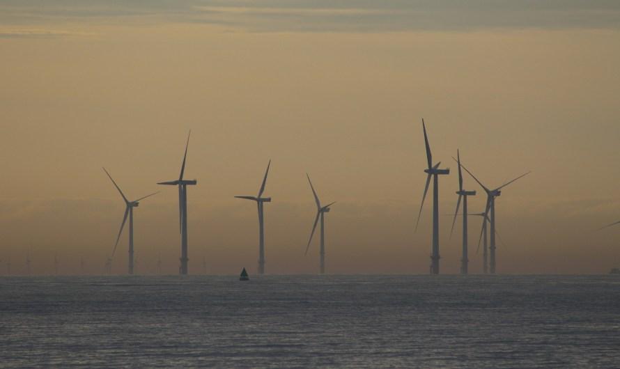 Zyskają morskie farmy wiatrowe