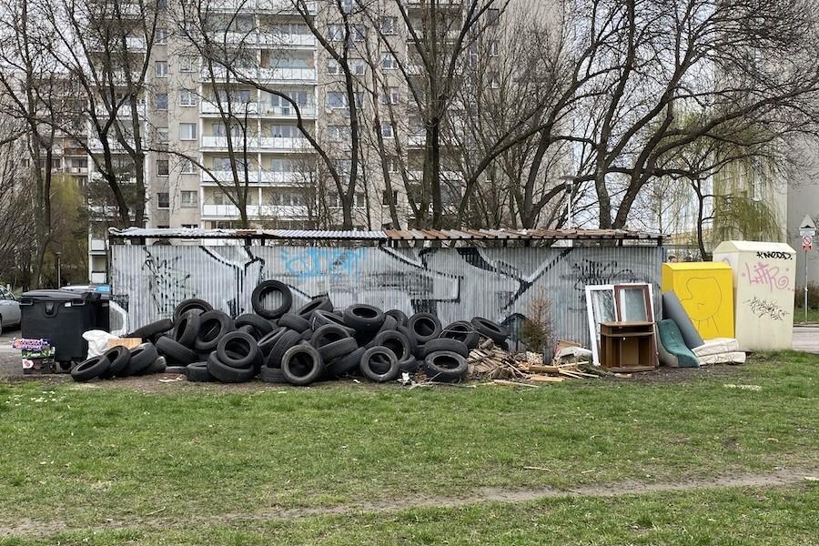 ilość odpadów komunalnych
