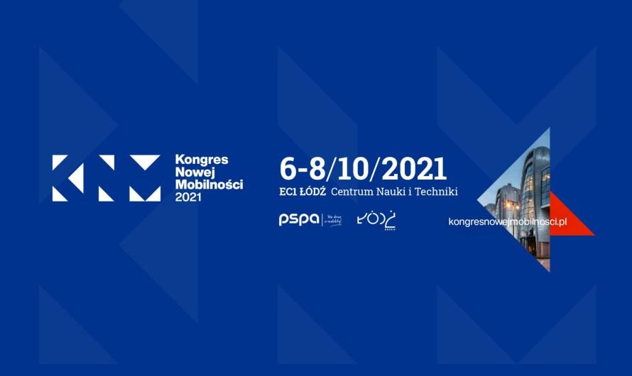 Kongres Nowej Mobilności 2021