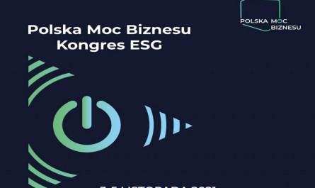 ESG - Polska Moc Biznesu