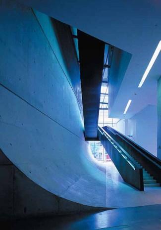 The Richard and Lois Rosenthal Center for Contemporary Art, Cincinnati, Ohio, 2003.pht helene binet