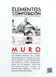 Dibujo del arquitecto Fernando Mozos.