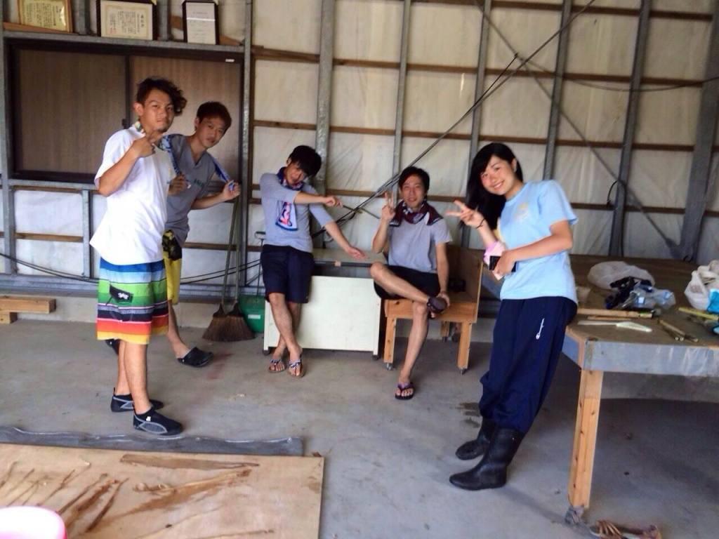 【夏の村おこしボランティア、始まりました!】こんにちは…
