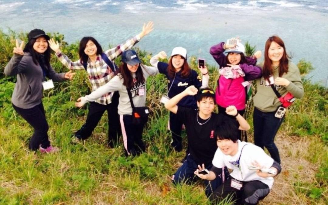 大浦、久志地域の散策をしました!