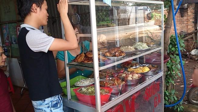 ベトナムならではの食べ物