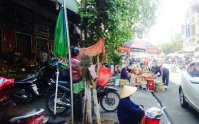 ベトナムの家庭料理がどんどん出てきて、とても楽しい2日目!