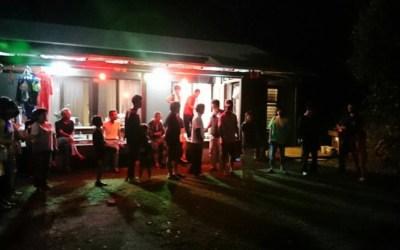 悪石島の十五夜