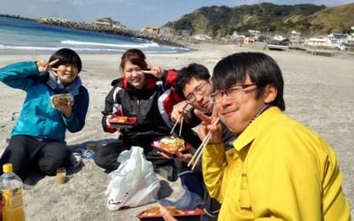 神津島の人とメンバーとの出会いはかけがえのない宝物