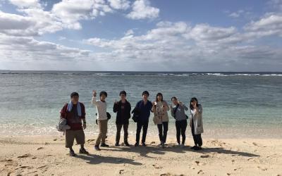 盛りだくさんの与論島ボランティア初日!!