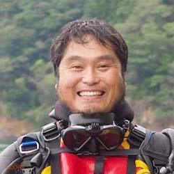 NPO法人三陸ボランティアダイバーズ 代表理事佐藤寛志さん