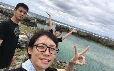 宝島に上陸!
