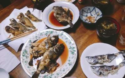 豪華な夜ご飯