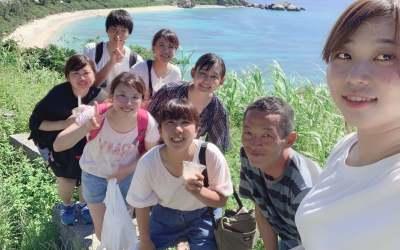 ありがとう渡嘉敷島、またいつか!