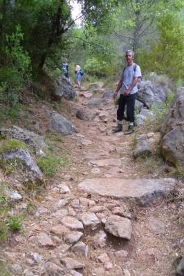 Antiguo camino de herradura