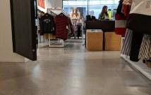concrete floor finishes retail