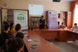 Tinerii din Ștefan Vodă instruiți de Alex Nistiriuc